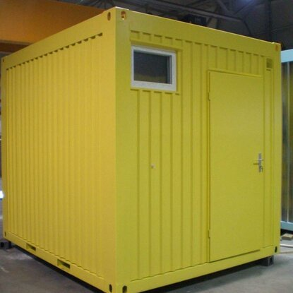10 feet sanitary containers