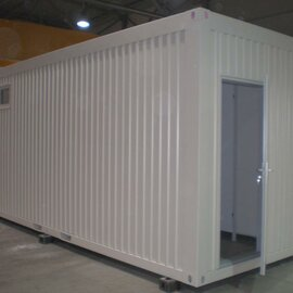 20 feet sanitary containers