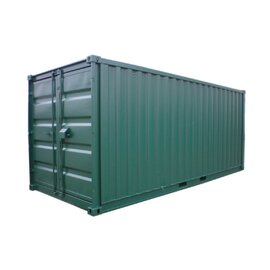 20 feet storage containers