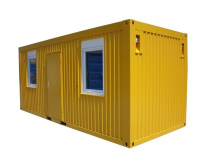 20 stopové  residential and office containers